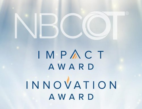 NBCOT Innovation and Impact Award Recipients Announced for 2021