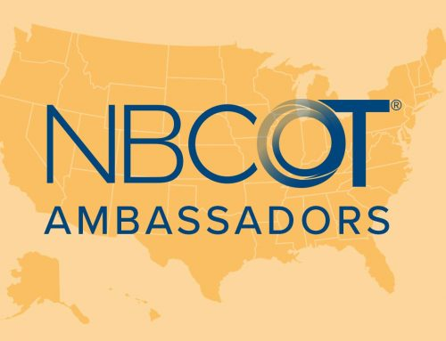 The NBCOT Ambassador Program Adds Value to the OT Community